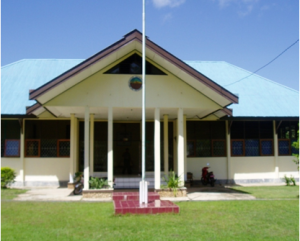 Kantor Taman Nasional Rawa Aopa Watumohai