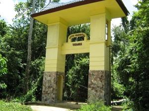 Gerbang Hutan Pendidikan Tatangge