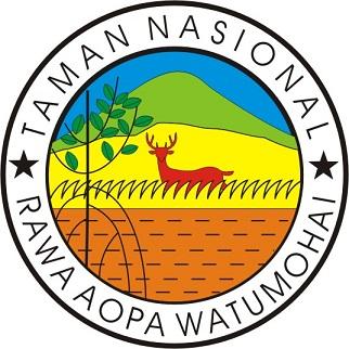 LOGO Taman Nasional Rawa Aopa Watumohai (TNRAW)