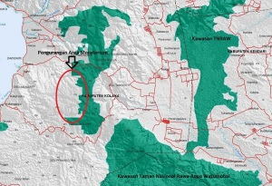 Pengurangan moratorium sekitar Taman Nasional Rawa Aopa Watumohai 2013