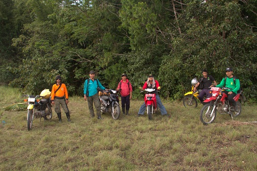 Monitoring Kakatua Kecil Jambul Kuning di Taman Nasional Rawa Aopa Watumohai 2014